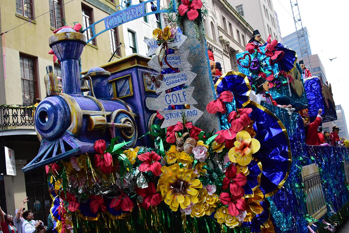 Mardi Gras  Panama City Beach Fl